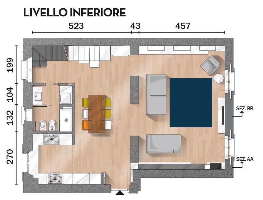 Scădea Optimist Precis Progetto Casa 100 Mq Due Piani Apitotal Ro