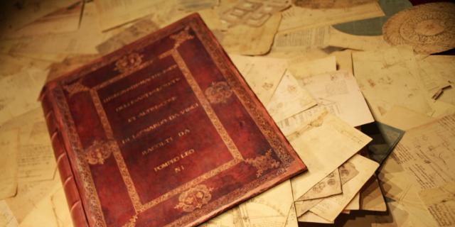 I segreti del Codice Atlantico. Leonardo all'Ambrosiana