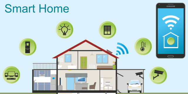 Domotica realizzare una smart home