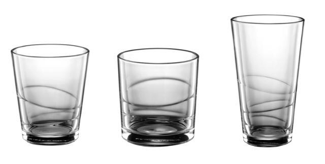 bicchieri trasparenti grigio tescoma mydrink homi 2019