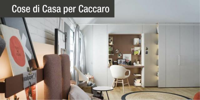 Speciale zona notte: il total living Caccaro - Cose di Casa