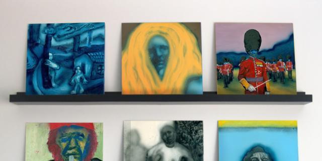 Biennale d'arte contemporanea. Giovane Creazione Europea