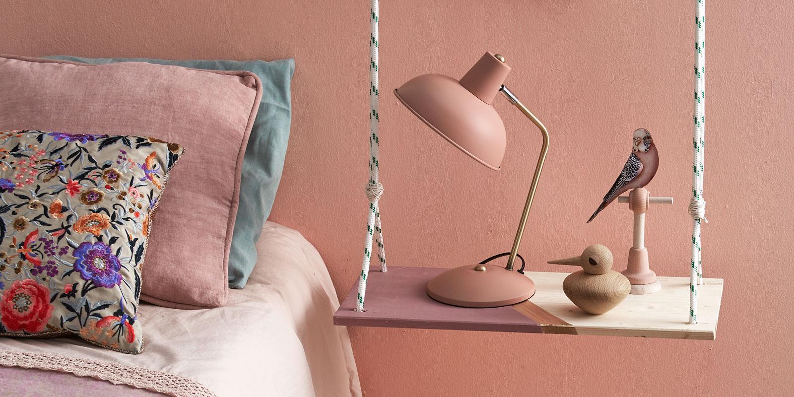 Altalena Giardino Ikea un comodino-altalena sospeso - cose di casa