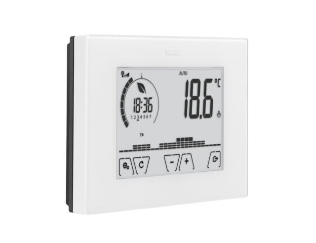 Vimar Cronotermostato WiFi ClimaThermo - Impianto Elettrico