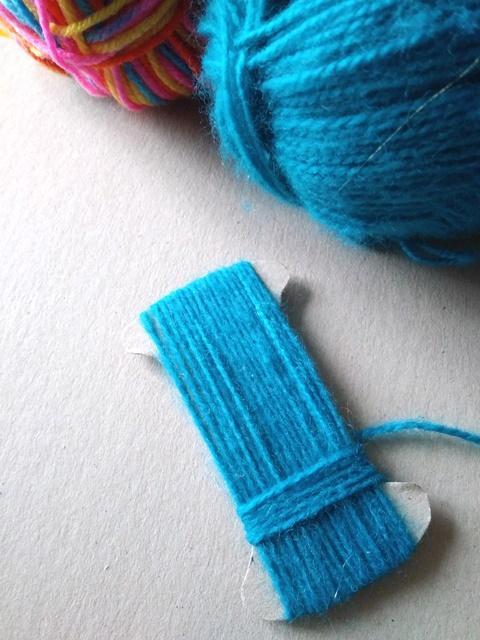Festone lana