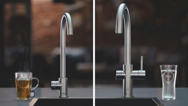 Grohe Blue Home e Grohe Red