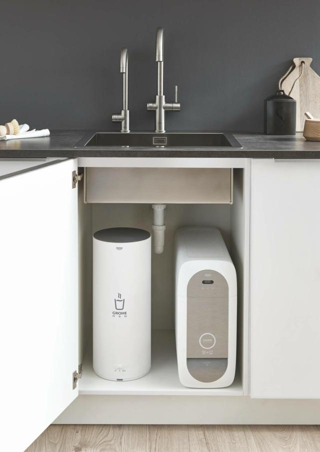 GROHE BlueHome Red sottolavello