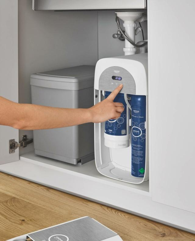 GROHE Blue Home refrigeratore