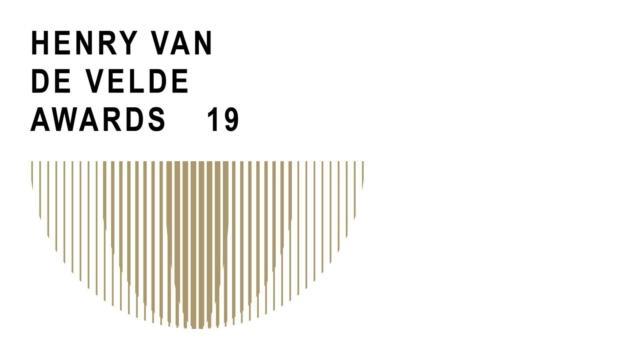 HVDV19 LOGO Henry van de Velde Gold Awards