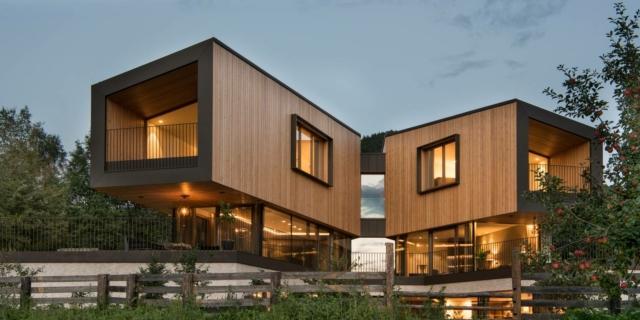 Per casa Rubner, legno tra tradizione e contemporaneità