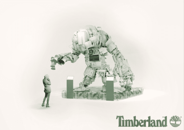 Brera Design District - Fuorisalone 2019 - Timberland Robotol