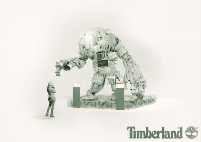 Brera Design District - Fuorisalone 2019 - Timberland Robotol