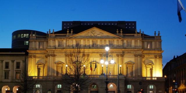Calendario Teatro Alla Scala.Salone Del Mobile Milano Grande Concerto Alla Scala Per L