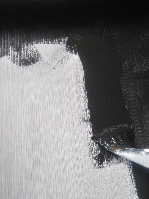dipingere: fai da te decorare vassoio con decoupage