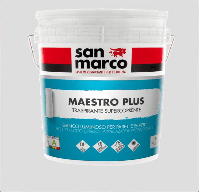 colori per pareti San Marco - pack Maestro Plus