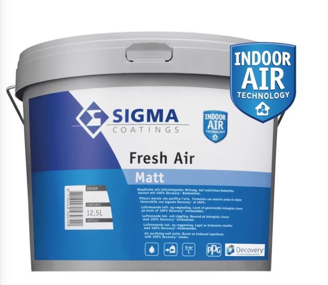 colori per pareti Sigma Coatings_immagine di Sigma Fresh Air