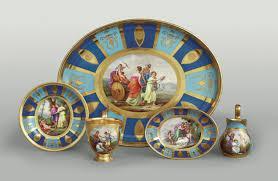 Fragili tesori dei principi. Le vie della porcellana tra Vienna e Firenze