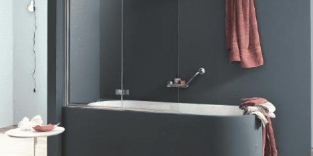 Sopravasca, le ante per avere vasca e doccia insieme