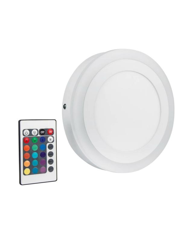 LED COLOR and WHITE RD 400MM 38W