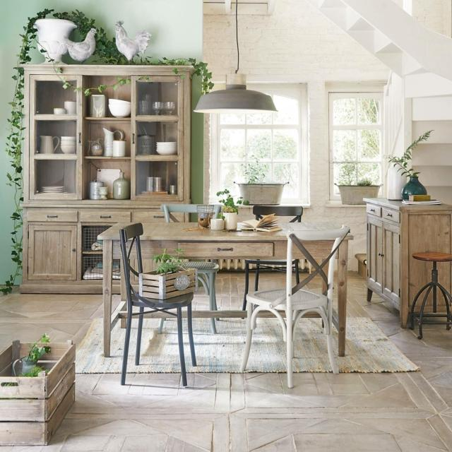 Stile country per il soggiorno cose di casa for Soggiorno country