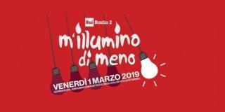 M'illumino di meno 2019: 1° marzo al buio per il risparmio energetico