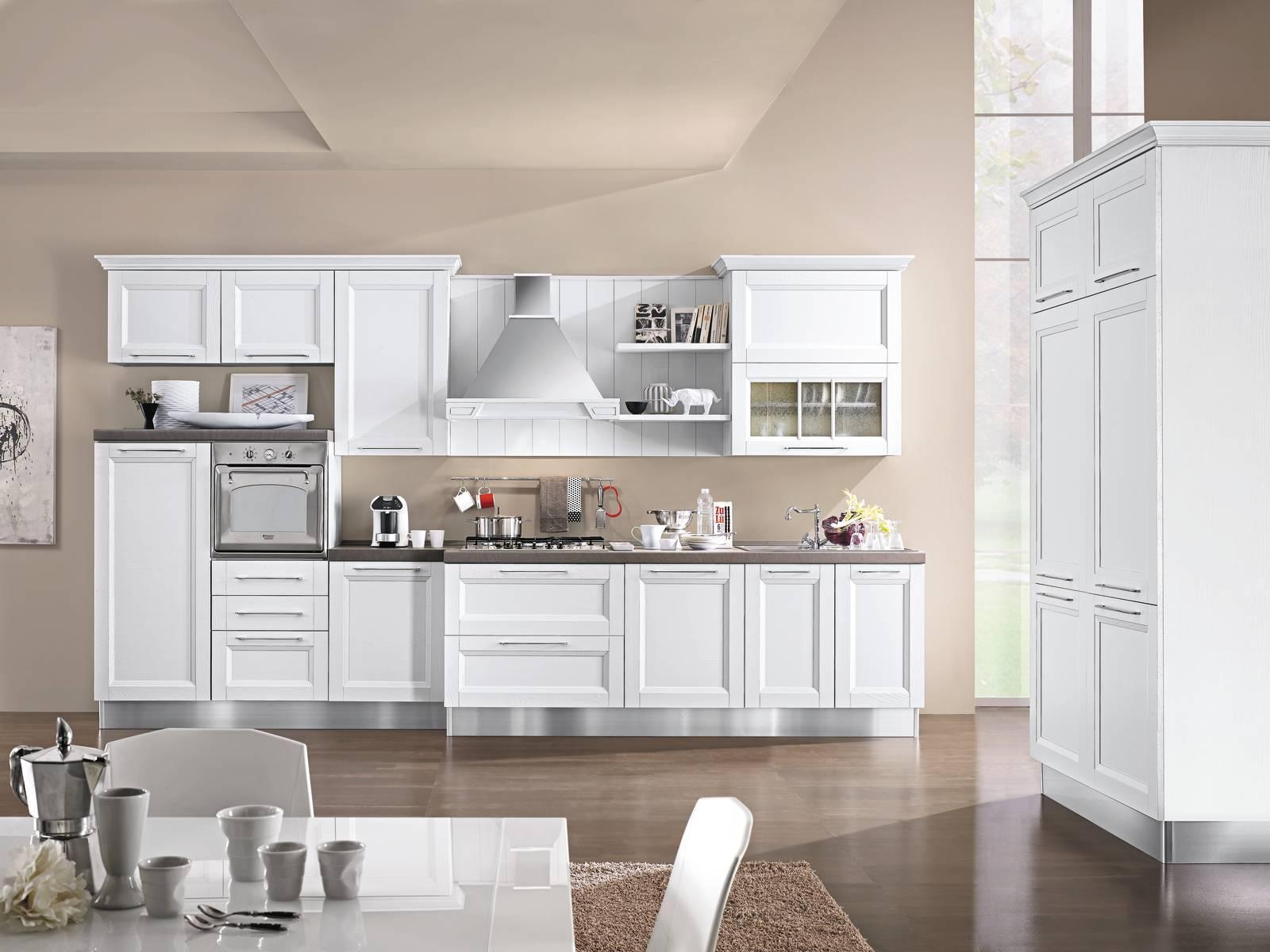 """Cucina Tipo Mondo Convenienza cucina: i vantaggi delle colonne """"basse"""" - cose di casa"""