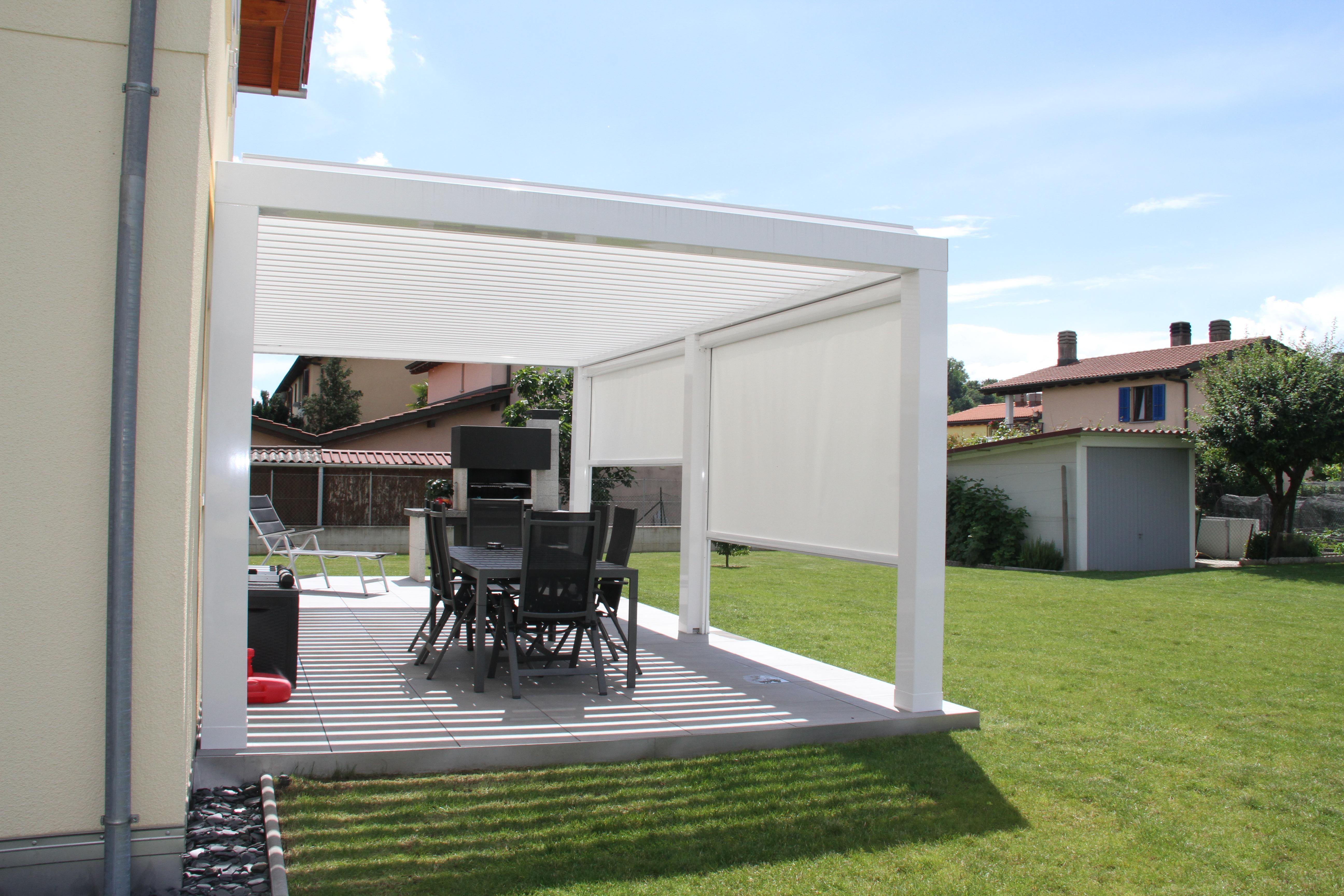 Servono Permessi Per Installare Una Pergotenda Cose Di Casa