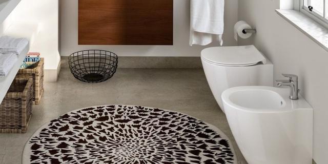 Sanitari piccoli per risparmiare spazio in bagno