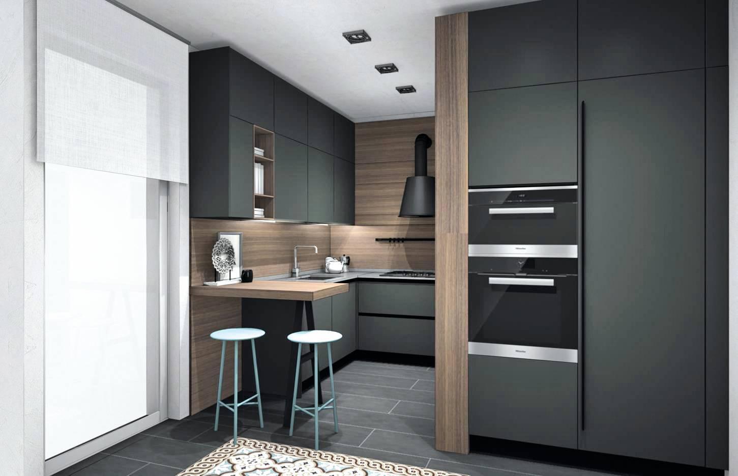 Pensile Angolare Cucina Ikea progetti cucina per meno di 10 mq: 4 soluzioni con i