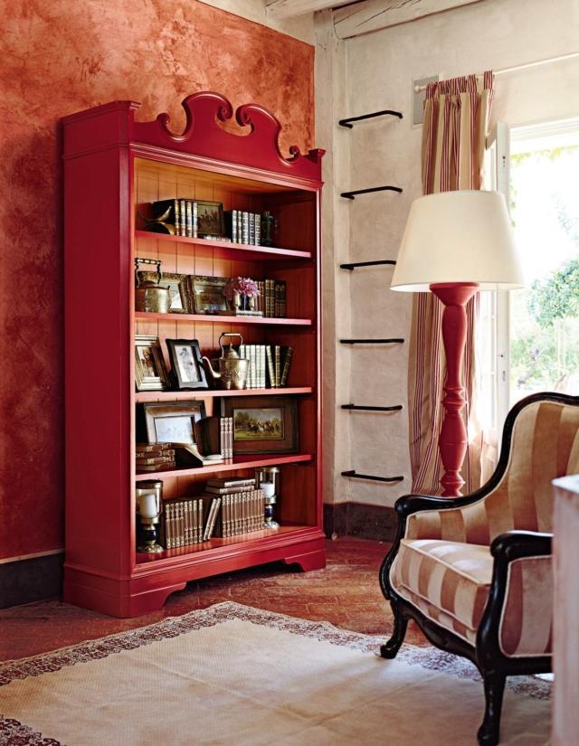 tonin casa -Tauri libreria stile country