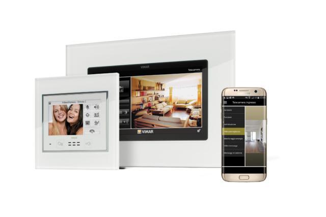 Sistema di allarme - sicurezza casa - VIMAR - By-alarm