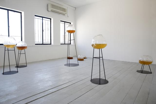 Ventura Projects - Ventura Centrale - Fuorisalone 2019 -1CRAMUM – Florah Debora - Too old to float (installation view) – photo credits the artist