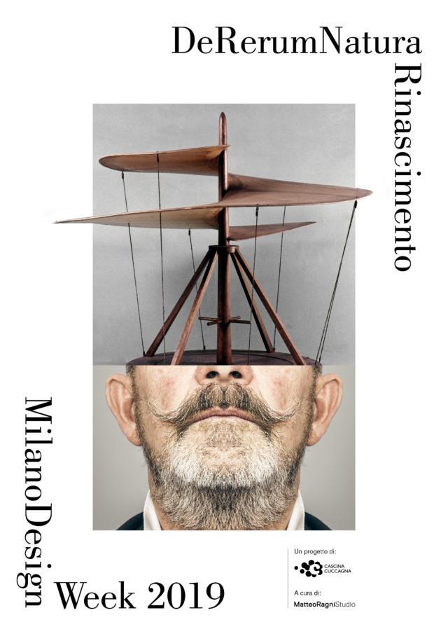 Per il Fuorisalone 2019, Cascina Cuccagna, dal 5 al 14 aprile presenta il progetto De Rerum Natura sul tema Rinascimento.