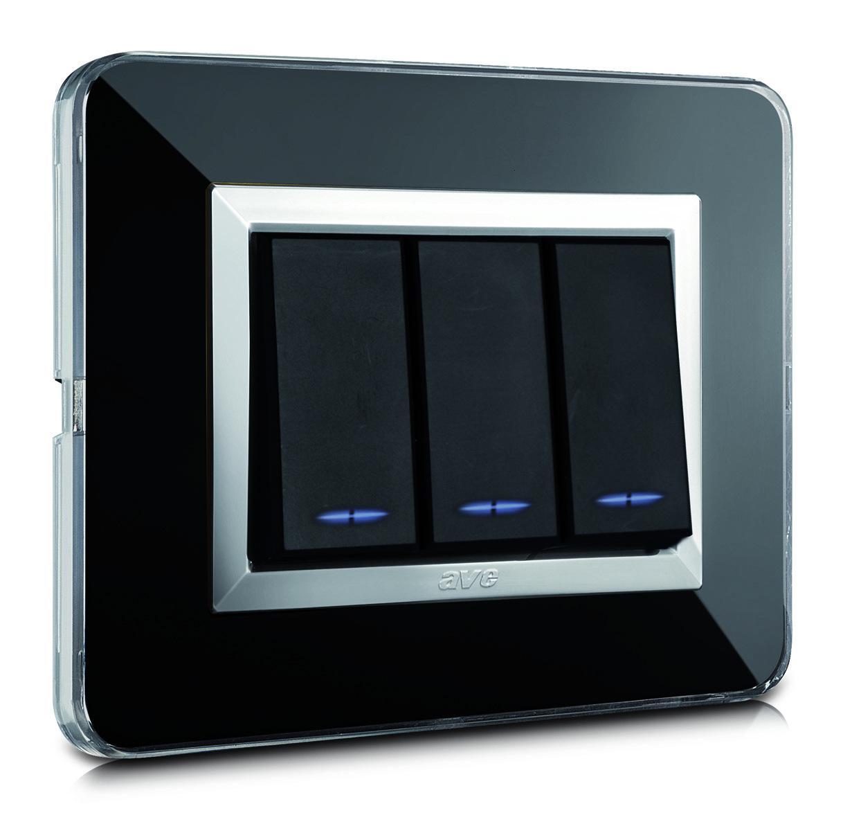 Tekla Porte E Finestre ave tekla 44: per un impianto elettrico di stile e