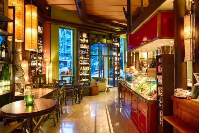 Il ristorante Toscanino tra via Melzo e via Spallanzani, zona Porta Venezia.