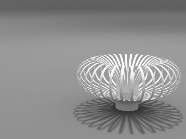 DOS - Design Open' Spaces - Fuorisalone 2019 - Dazio Art Cafè - ANEMONE - Giulia Maienza