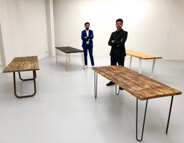 Isola Design District - Fuorisalone 2019 - #AfforTable - Dario Brivio e Francesco Cazzaniga