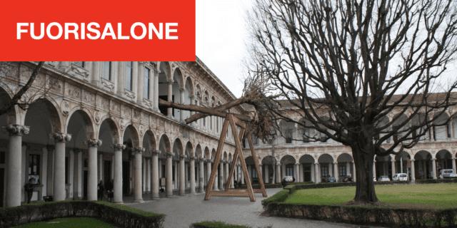 CityLife per la Design Week 2019, alla Statale, con La Foresta dei Violini