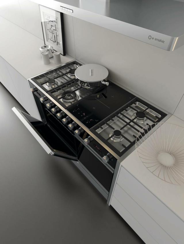 Cucina SMALVIC_Less 1200_
