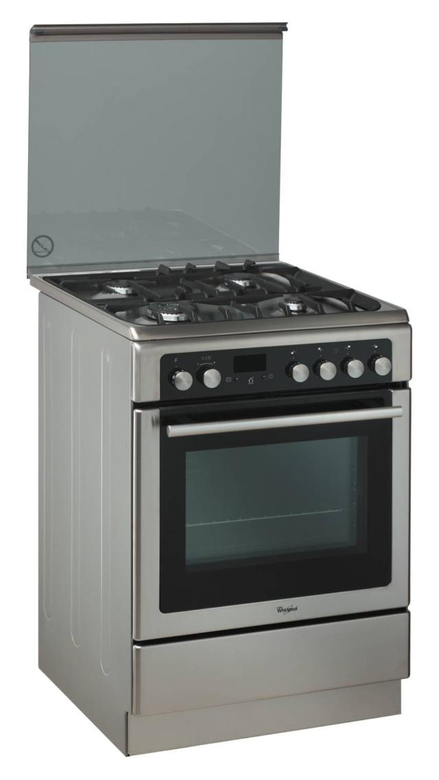 Cucina WHIRLPOOL AXMT 6332 IX 1