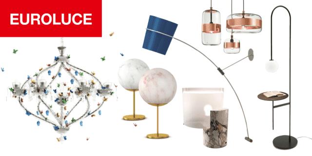 Ad Euroluce 2019 un'illuminazione sempre più integrata eintelligente
