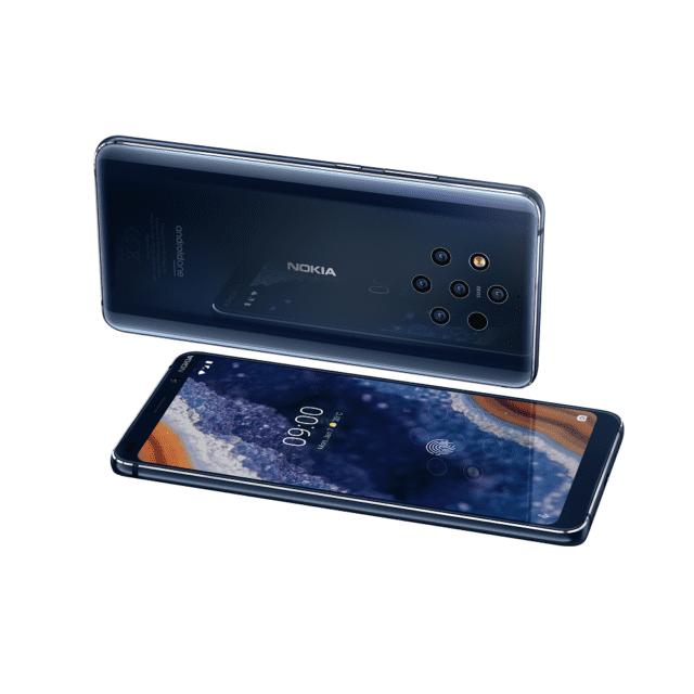 Mobile World Congress 2019 - Smartphone Nokia 9 PureView