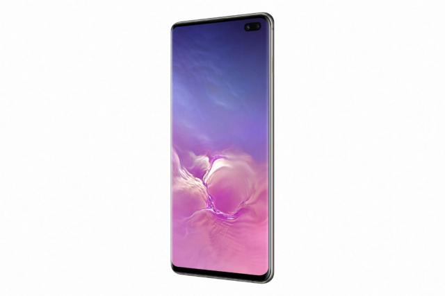Mobile World Congress 2019 - Smartphone - Samsung GalaxyS10+