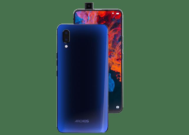 Mobile World Congress 2019 - Smartphone ARCHOS Diamond