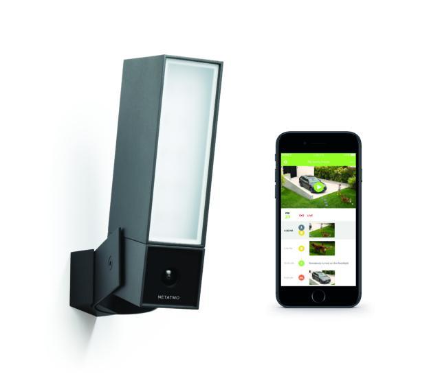 Sistema di Allarme - Sicurezza casa - Netatmo_Presence