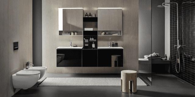 Soluzioni integrate per il bagno: estetica più funzionalità