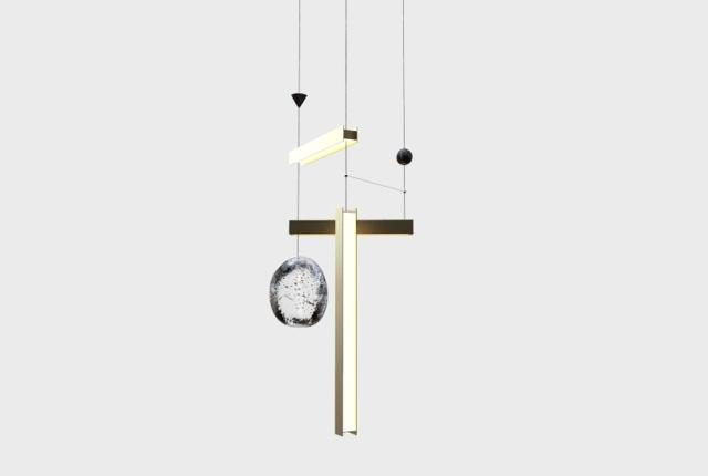 Distretto 5VIE - Fuorisalone 2019 - Giopato & Coombes, To the Moon and Back