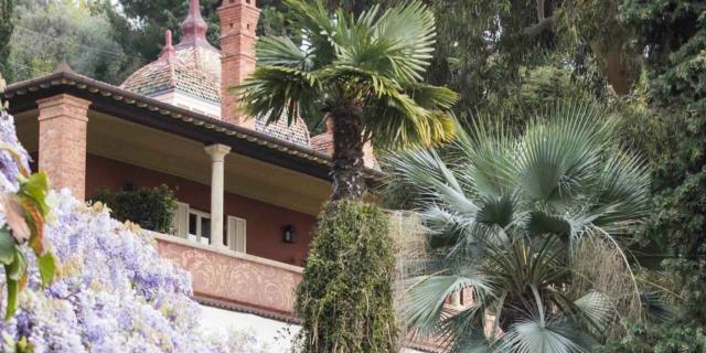 Villa della Pergola e il fascino senza tempo dei glicini