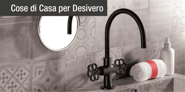 I rubinetti a risparmio idrico ed energetico