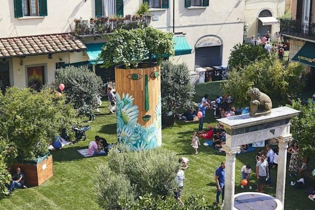 Isola District Design - Fuorisalone 2019 - I Giardini di Leonardo